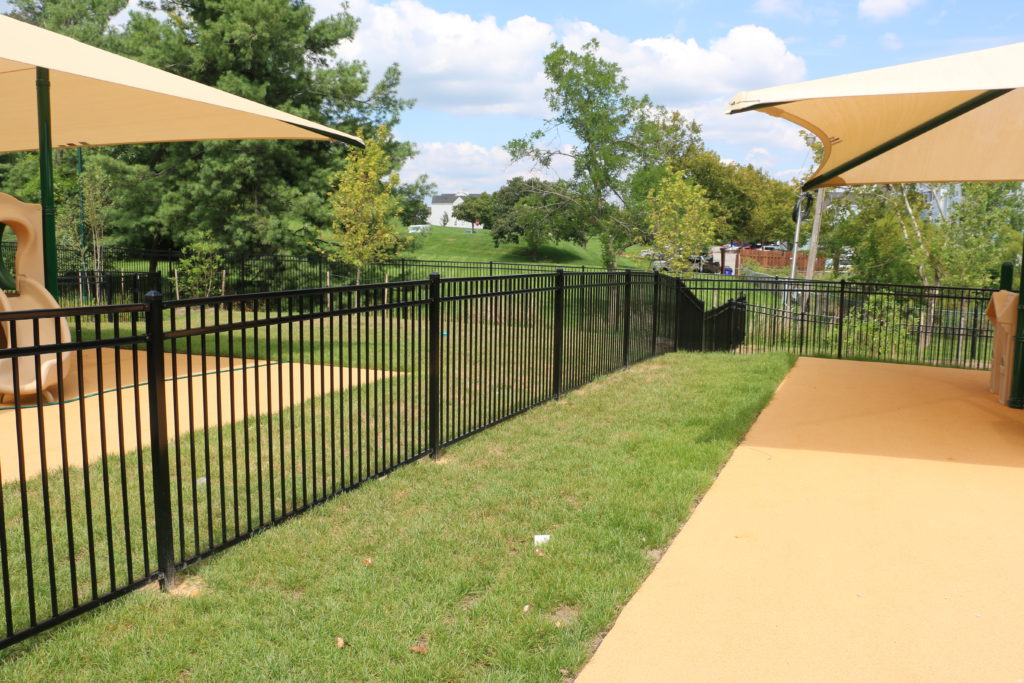 Commercial Fencing Maryland