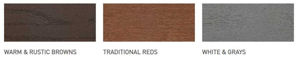 Azek Deck colors