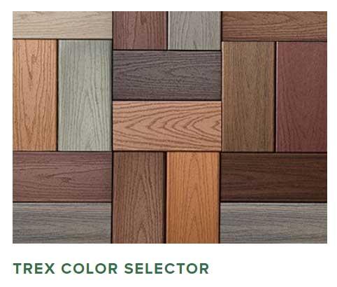 Trex Decking Colors