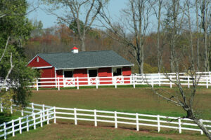 Horse Fencing Maryland